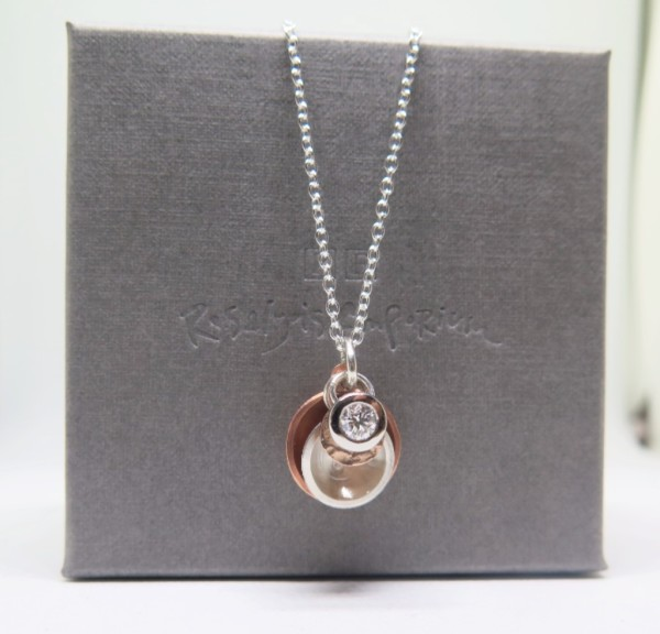 breastfeeding milestones 24 months copper silver gold platinum diamond pendant