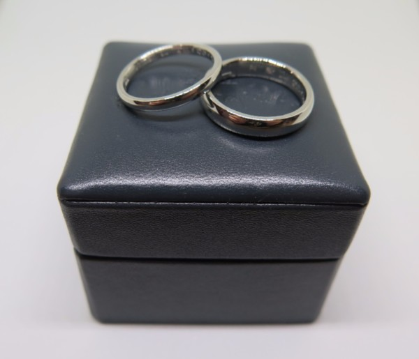 platinum, wedding, rings, alternative, make, your, own, precious, metal. experience, day